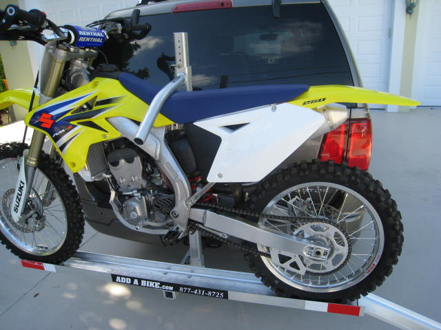 ABT Dirt Bike Carrier