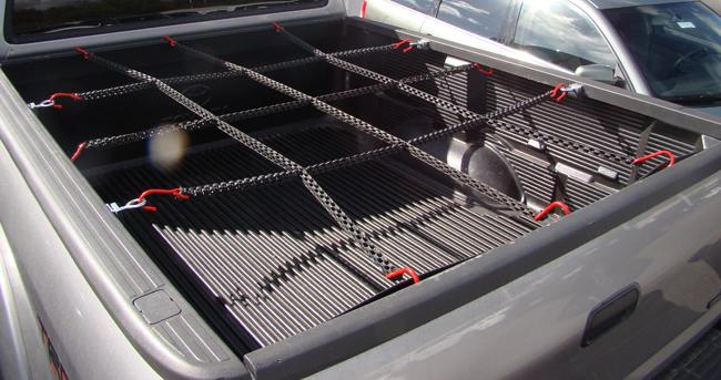 Truck Bed Cargo Net >> The Seguro Cargo Net