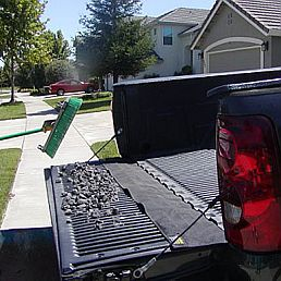 Pickup Truck Tailgate Protector Auto Tailgating Accessory